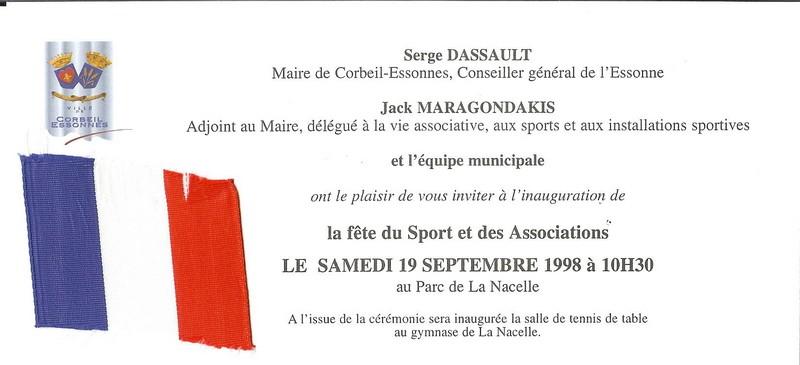 As Corbeil Essonnes Tennis De Table Histoire Du Club